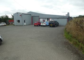 Thumbnail Parking/garage for sale in Tanyreglwys Road, Blaenporth, Cardigan