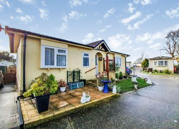 Thumbnail 2 bed bungalow for sale in The Marigolds Shripney Road, Bognor Regis