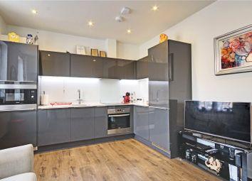 Thumbnail 1 bedroom flat for sale in Beaumont House, Hanworth Lane, Chertsey, Surrey