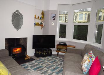 Thumbnail 4 bedroom terraced house for sale in Welby Road, Canton, Cardiff