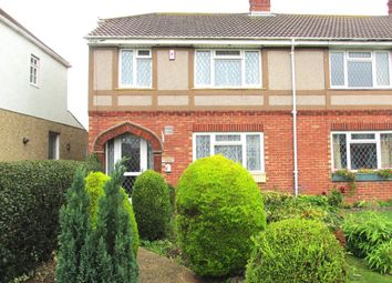 Thumbnail 3 bedroom end terrace house for sale in Eastbourne Avenue, Gosport