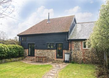 Thumbnail 3 bed barn conversion for sale in The Street, Great Barton, Bury St. Edmunds