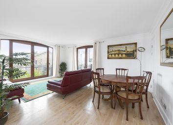 Thumbnail 2 bedroom flat to rent in Sanderling Lodge, Star Place, City Quay, London