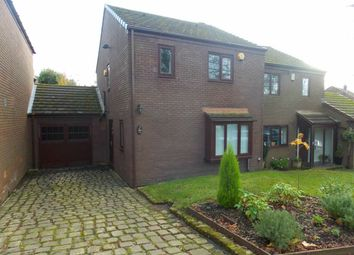 Thumbnail 3 bedroom mews house for sale in Riding Gate Mews, Bolton