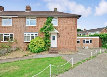 Thumbnail 3 bed semi-detached house for sale in Merchistoun Road, Waterlooville, Hampshire