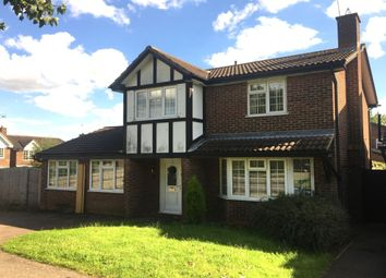 Thumbnail 5 bedroom detached house to rent in Brooksdale Close, Kettering