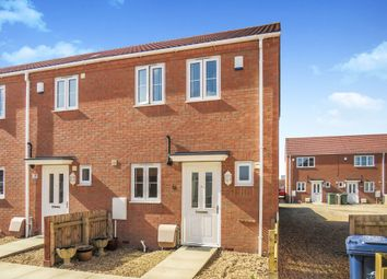 Thumbnail 3 bedroom end terrace house for sale in Mikanda Close, Wisbech