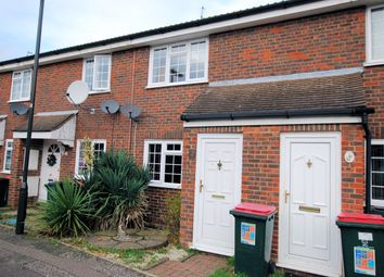 Thumbnail 2 bed terraced house for sale in Burbeach Close, Crawley