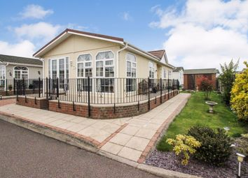 Thumbnail 2 bed bungalow for sale in Kings Park, Creek Road, Canvey Island, Essex
