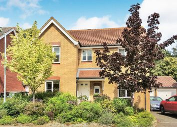 Thumbnail 4 bed detached house for sale in Kingfisher Rise, Saxmundham