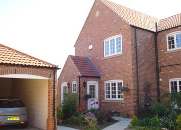 Thumbnail 2 bed flat to rent in Falcon Court, Dinnington