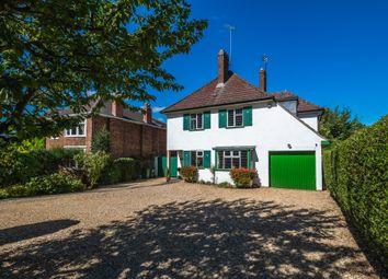 Thumbnail 4 bed detached house for sale in Oundle Road, Orton Longueville, Peterborough