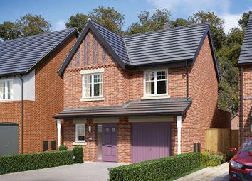 "Thumbnail 3 bed detached house for sale in ""The Newton"" at Yeomanry Close, Daventry"
