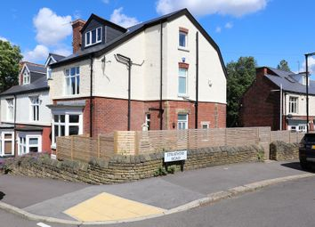 Thumbnail 4 bed end terrace house for sale in Strathtay Road, Sheffield