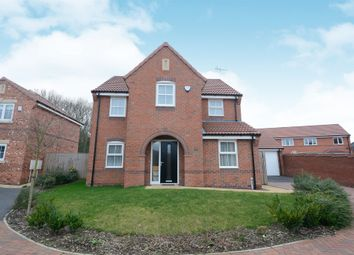 Thumbnail 4 bedroom detached house for sale in Periwinkle Road, Wingerworth, Chesterfield