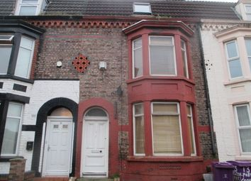 Thumbnail 3 bed property to rent in Preston Grove, Anfield, Liverpool