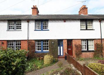 Thumbnail 2 bed terraced house for sale in Elvetham Road, Fleet