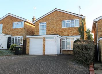 Thumbnail 4 bed detached house for sale in Glebe Close, Nash Mills, Hemel Hempstead
