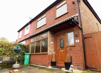 Thumbnail 3 bedroom semi-detached house for sale in Albert Grove, Longsight, Manchester