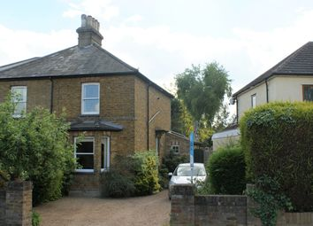 Thumbnail 2 bedroom cottage for sale in Queens Road, Hersham, Walton-On-Thames