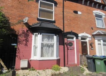 Thumbnail 3 bedroom terraced house to rent in Lightwoods Road, Bearwood, Smethwick