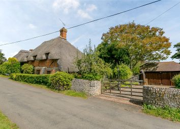 3 bed detached house for sale in The Street, Patching, Worthing, West Sussex BN13