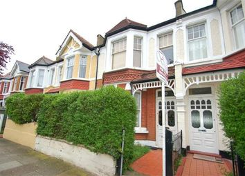 Thumbnail 3 bed terraced house to rent in Astonville Street, London