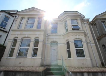 Thumbnail Flat for sale in Lipson Road, Lipson, Plymouth