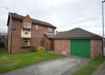 Thumbnail 3 bed detached house for sale in Eskdale Court, Altofts, Normanton
