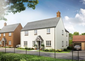 "Thumbnail 4 bed detached house for sale in ""The Cosgrove"" at Heathencote, Towcester"