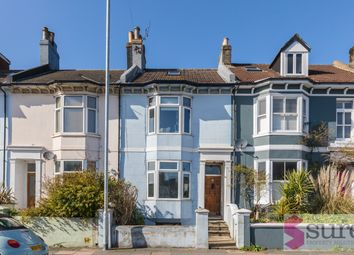 Thumbnail 1 bed terraced house to rent in Upper Lewes Road, Brighton, East Sussex
