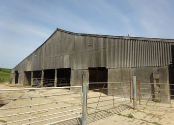 Thumbnail Commercial property to let in Dobwalls, Liskeard
