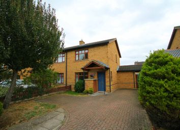 Thumbnail 2 bed semi-detached house for sale in Howgate Road, Cambridge