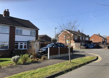 Thumbnail 3 bed semi-detached house for sale in Larkspur Way, Epsom, Surrey