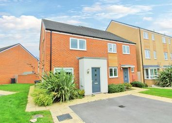 Thumbnail 2 bed semi-detached house for sale in Skinners Croft, Patchway, Bristol