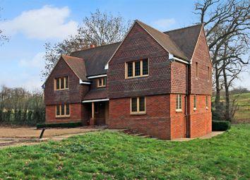Thumbnail 4 bed detached house to rent in Radlett Lane, Shenley, Radlett