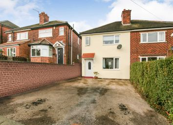Thumbnail 3 bedroom semi-detached house for sale in Hallowes Rise, Dronfield, Derbyshire
