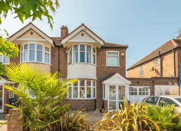 Thumbnail 3 bed semi-detached house to rent in Roxborough Avenue, Isleworth