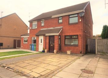Thumbnail 2 bedroom semi-detached house for sale in Bradbourne Close, Liverpool