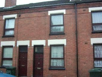 Thumbnail 2 bed terraced house to rent in Highfield Road, Coventry, West Midlands