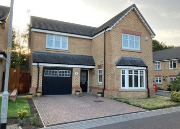 Thumbnail 4 bed detached house for sale in Hawthorne Grange, Pontefract