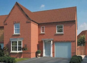 Thumbnail 4 bed detached house for sale in Hollygate Park, Hollygate Lane, Cotgrave