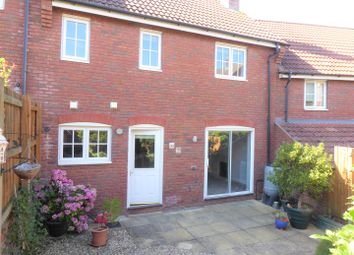 Thumbnail 3 bed terraced house to rent in Field Close, Sturminster Newton
