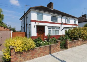 Thumbnail 4 bed terraced house to rent in Oakleigh Road North, Whetstone