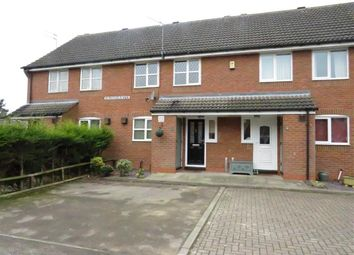 Thumbnail 2 bedroom town house for sale in Branksome Avenue, Alvaston, Derby