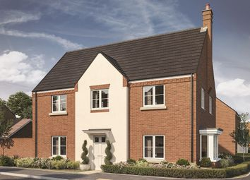 "Thumbnail 4 bed property for sale in ""The Somerton"" at Lower Road, Aylesbury"