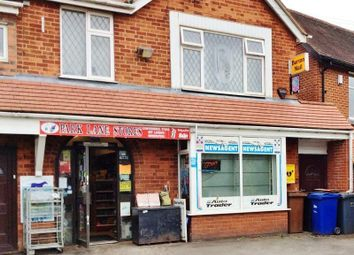 Thumbnail Retail premises for sale in 81 Park Lane, Burton Upon Trent