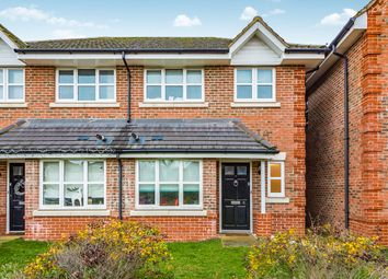 Thumbnail 3 bed semi-detached house to rent in The Hedgerows, Woodley, Reading
