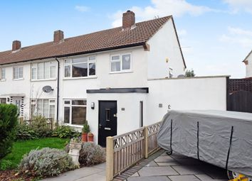 Thumbnail 3 bed end terrace house for sale in Blenheim Road, Orpington
