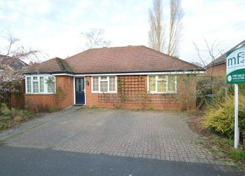 Thumbnail 2 bed detached house for sale in Crossway, Walton-On-Thames, Surrey